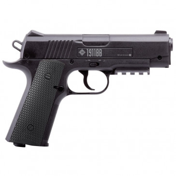 1911BB BLK CO2 PWR SEMI-AUTO BB AIR PST