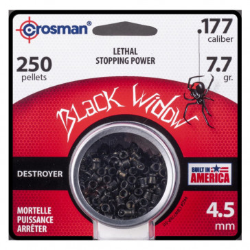 PREMIER BLK WIDOW PLT 177CAL 7GR 250CT