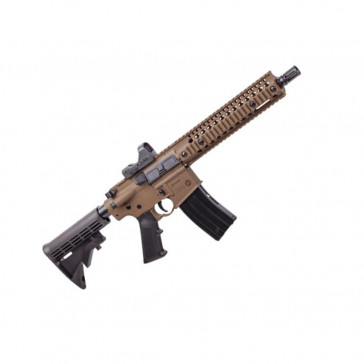 FULL AUTO R1 RIFLE - BB AIR RIFLE WITH RED DOT SIGHT