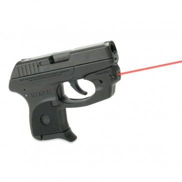 CENTERFIRE LASER RED RUGER LCP