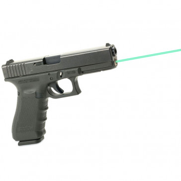 GUIDE ROD LASER GREEN GLOCK 17/34 GEN4