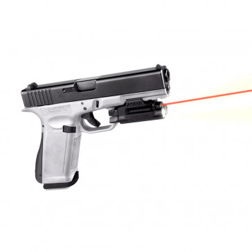 SPARTAN LIGHT/LASER RED 1 3/4IN RAIL SPC