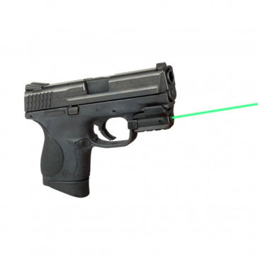 SPARTAN LASER GREEN 1IN OF RAIL SPACE