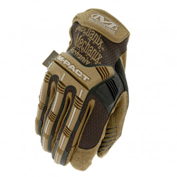 M-PACT GLOVE BROWN LARGE