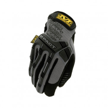 M-PACT GLOVE GREY MEDIUM