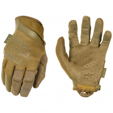 SPECIALTY 0.5MM GLOVE - COYOTE, LARGE