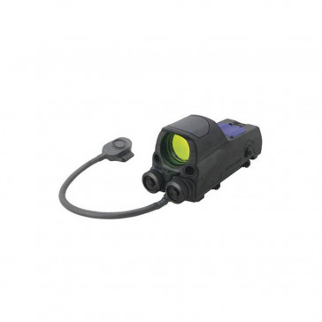 MULTI-PURPOSE REFLEX SIGHT WITH TWO LASER POINTERS (VISIBLE AND IR) - 2.2 MOA