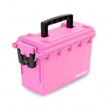 FIELD BOX PINK MADE IN USA