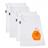 "BACKCOUNTRY QUARTER BAGS - 4 PACK - 20"" X 30"""