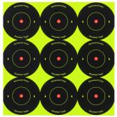 SHOOT•N•C ® SELF-ADHESIVE TARGETS, 12 PACK