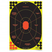 SHOOT-N-C 12X18 HANDGUN TRAINER 5 TGTS