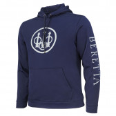 TRIDENT PERFORMANCE HOODY NAVY L