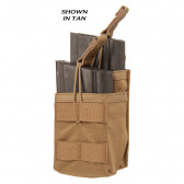TIER STACKED MAG PCH M4/FAL 20RD BLK