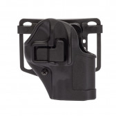 SERPA CQC HOLSTER - S&W SHIELD 9/40 - RIGHT HANDED - MATTE BLACK