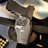 SPORTSTER SERPA LEVEL 2 HOLSTER - SIZE 01, GUNMETAL, RIGHT HAND - GLOCK 26 / 27 / 33