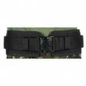 TACTICAL BELT PAD MED BLK