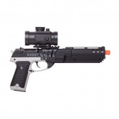 GHOST MAYHEM GRY/BLK SNG PST TAC RED DOT