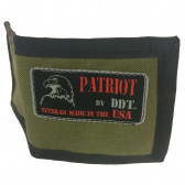 TANGO MIKE MIKE WALLET - OD GREEN