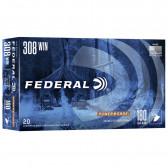 POWER-SHOK® AMMUNITION - .308 WINCHESTER (7.62X51MM) - SOFT POINT - 180 GRAIN