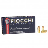 SHOOTING  DYNAMICS AMMO - 380 AUTO 90 GRAIN JHP