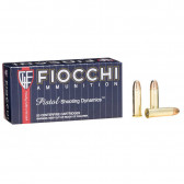 SHOOTING DYNAMICS AMMUNITION, .38 SPECIAL, 158 GRAIN, 50 ROUNDS, FMJ