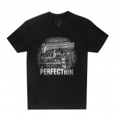 GLOCK 17 PERFECTION T-SHIRT BLACK 2XL