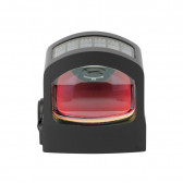 OPEN REFLEX SIGHT - BLACK, 2 MOA RED DOT, ALUMINUM