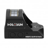 HOLOSUN OPEN REFLEX SIGHT - HS507C X2