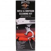 UNIV RFL/SHTGN CLNG KIT W/SS RODS