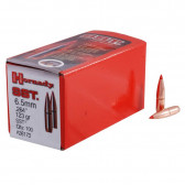 "SST SUPER SHOCK TIP BULLET - 6.5MM .264"", 123 GR, 100/BX"
