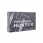 6.5 CREEDMOOR 143 GR ELD-X PRECISION HUNTER AMMO 20 RD/BX