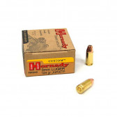 CUSTOM HANDGUN AMMUNITION - 9MM LUGER, 124 GRAIN, XTP