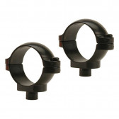 QUICK RELEASE RINGS - GLOSS, LOW, 1""