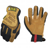 DURAHIDE FASTFIT LEATHER GLOVE - TAN, SMALL