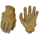 SPECIALTY 0.5MM GLOVE - COYOTE, X-LARGE