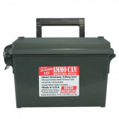 AMMO CAN 30 CALIBER TALL - FOREST GREEN