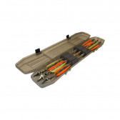 TRAVELER BOLT CASE 24.25IN CLEAR SMOKE