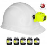 SAFE MLT CLP-ON LED DUAL-LGT HDLMP GRN