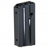 COLT AR-15 MAGAZINE - 7.62X39MM - 5 ROUND - STEEL - BLUE