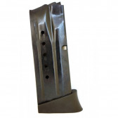 S&W M&P COMPACT 9MM 12RD BLUE STL MAG