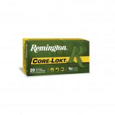 CORE-LOKT AMMUNITION - 6.5 CREEDMOOR -140GR - 20RD/BX