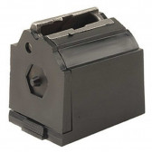 77/22, 96/22 LR JX-1 10-SHOT BLACK PLASTIC MAGAZINE