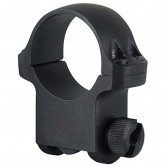 """1"""" HIGH SCOPE RING WITH HAWKEYE MATTE BLUED FINISH"""