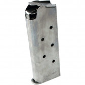 SIG FACTORY 1911 COMPACT MAGAZINE - 45 ACP, 7 ROUND, STAINLESS STEEL