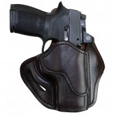 OPTIC READY BH2.4S OPEN TOP MULTI-FIT HOLSTER - SIGNATURE BROWN - FN HERSTAL 509, H&K 40C/P2000, JERICHO 941, RUGER AMER CMP/P85/P95