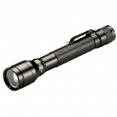 STREAMLIGHT JR. F-STOP® FLOOD/SPOT WORKLIGHT WITH ALKALINE BATTERIES - CLAM - BLACK