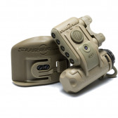 HELMET LIGHT, LED, 19.2 LUMENS, TAN