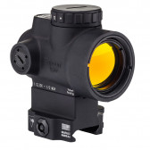TRIJICON MRO - 2.0 MOA ADJUSTABLE GREEN DOT WITH FULL CO-WITNESS LEVERED QUICK RELEASE MOUNT