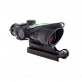 ACOG 4X32 GREEN X-HAIR 300BLK W/TA51 RIFLESCOPE