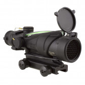 ACOG 4X32, ARMY RIFLE COMBAT OPTIC FOR THE M150 WITH GREEN ILLUMINATION AND TA51 MOUNT RIFLESCOPE